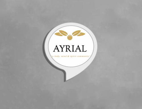 AYRIAL News Flash Alexa Skill