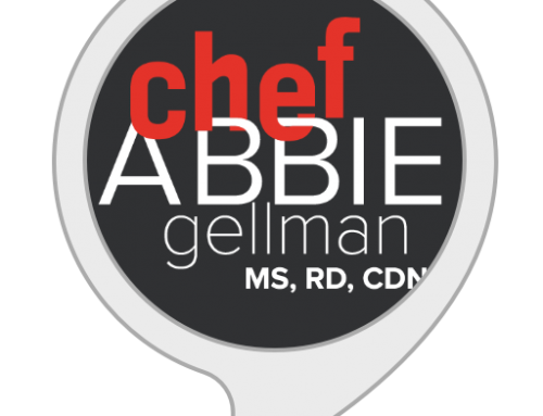 Watch Video Recipes from Abbie's Culinary Nutrition Alexa Skill