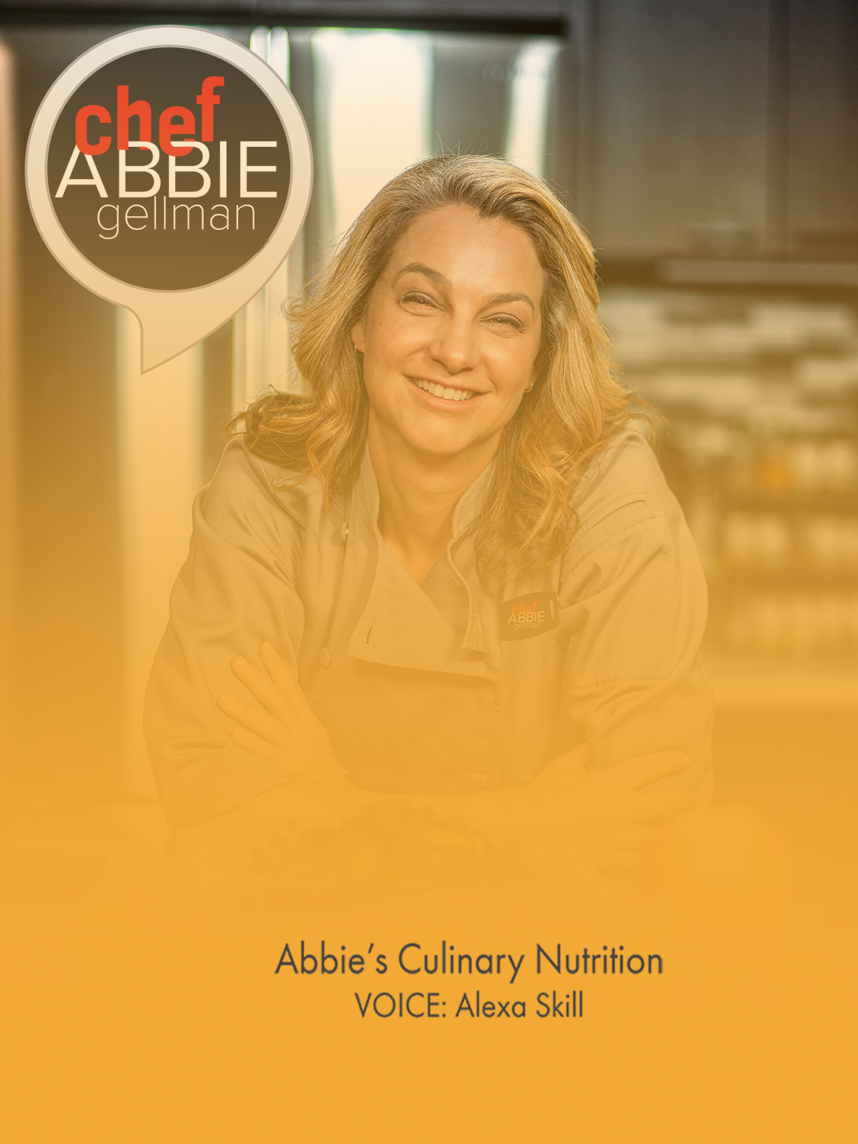 abbie's culinary nutrition alexa skill