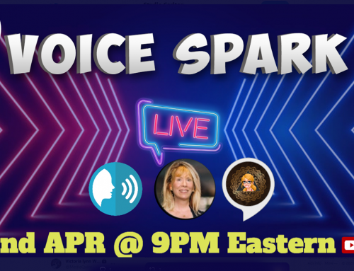 Studio Carlton President is Featured Guest on the Voice Spark Show
